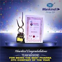 Best Pharma OTC Company (Mankind Pharma)