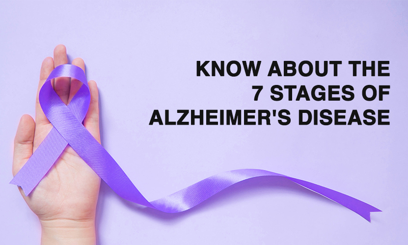World Alzheimer's Day: Know about the 7 Stages of Alzheimer's disease