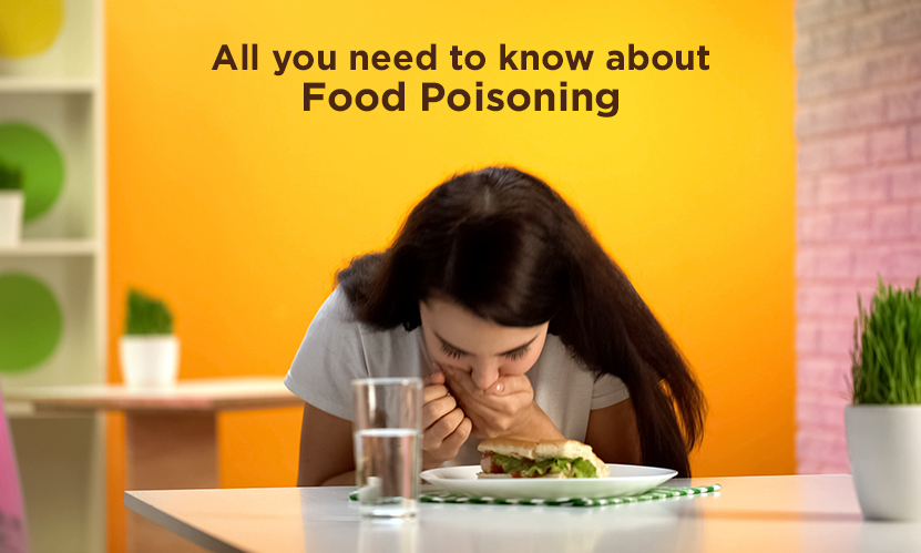 All you need to know about Food Poisoning