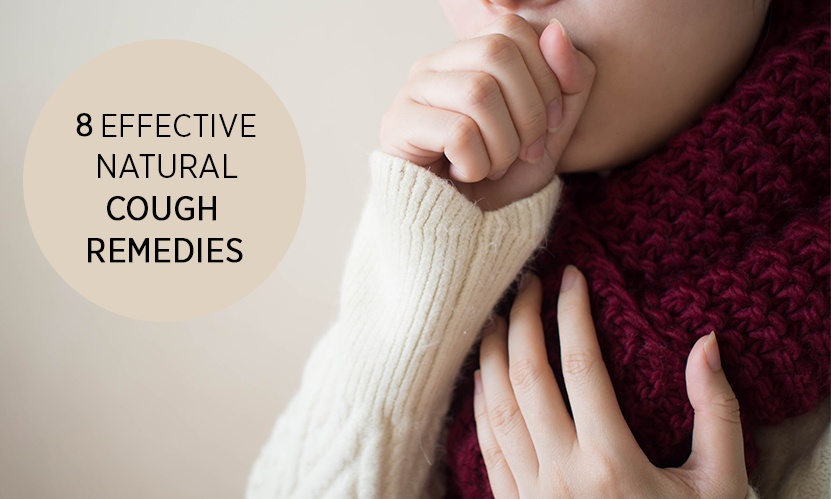8 Effective Natural Cough Remedies