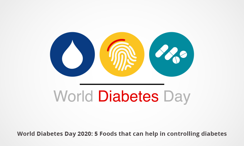 World Diabetes Day 2020: 5 Foods that can help in controlling diabetes