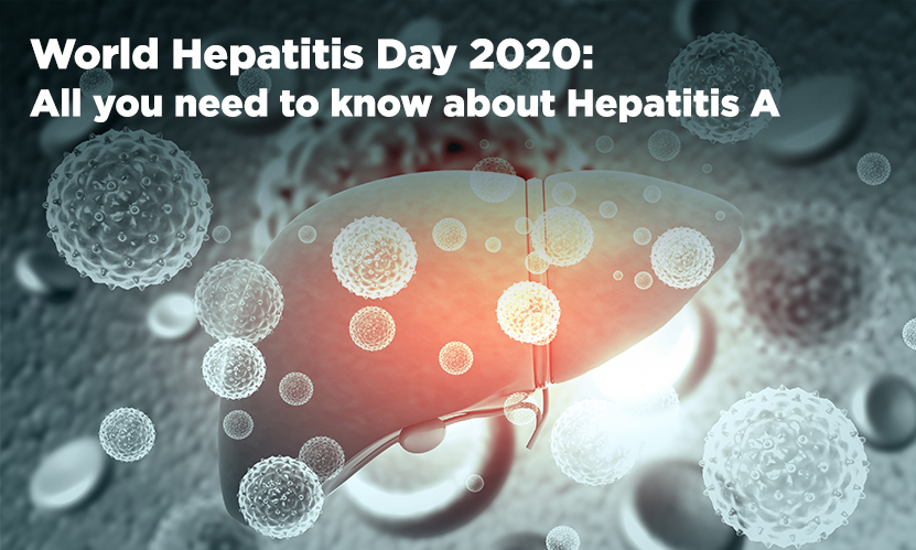 World Hepatitis Day 2020: All you need to know about Hepatitis A