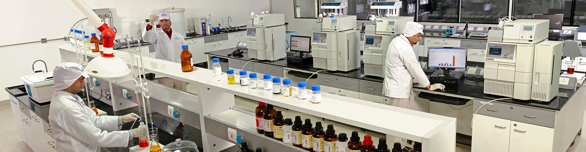 Leading Pharma Company in India - Research & Development Centre