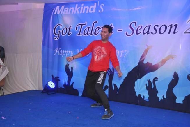 Mankind's Got Talent (Season-2)