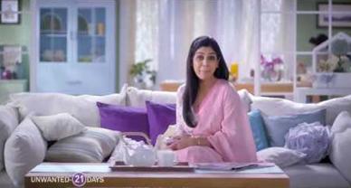 Unwanted 21 Days - Sakshi Tanwar TVC 1