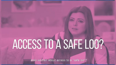 SafeKind launches first digital campaign on safe loo access to women