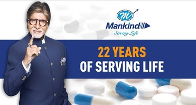 Amitabh Bachchan - Mankind Pharma (Brand TVC)