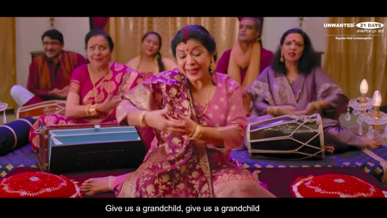 Mankind Pharma's Unwanted 21 Days launches campaign to encourage contraception and family planning
